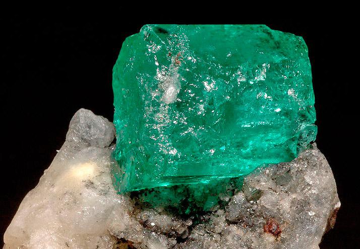 Драгоценный камни - разновидности Берилла