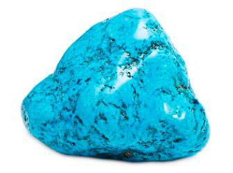 Полудрагоценный камень Бирюза: свойства и характеристики