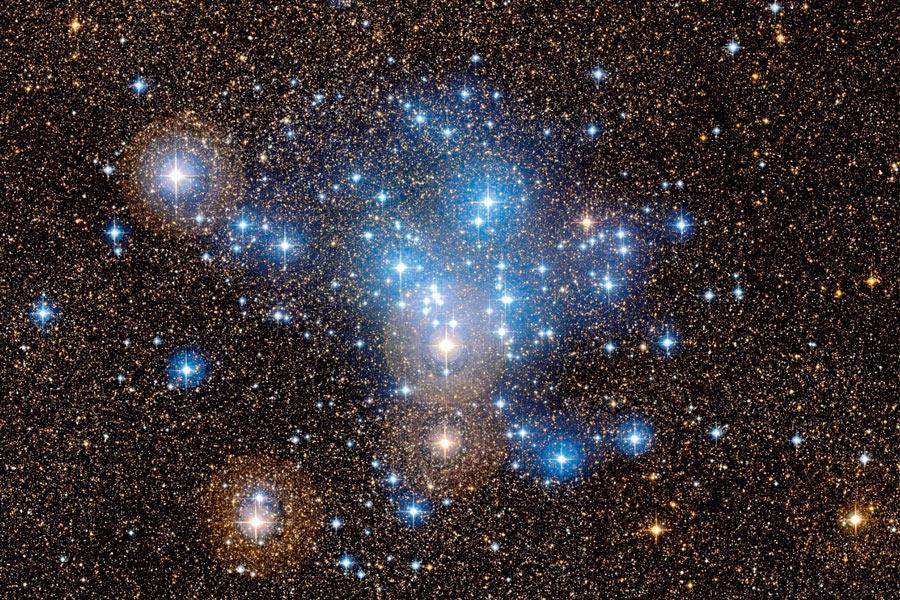 Рассеянное звездное скопление М25