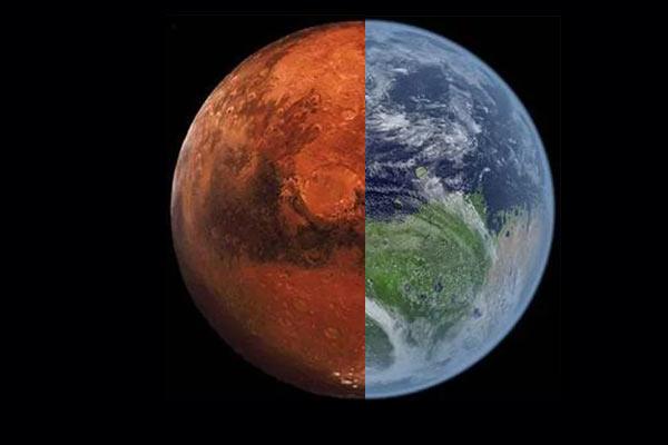 Атмосфера Марса: состав, климат и погода