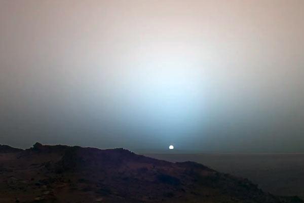 Марс: краткая информация о планете