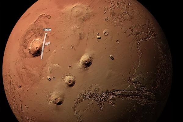 Почему Марс - красная планета? (Состав марсианских почв)