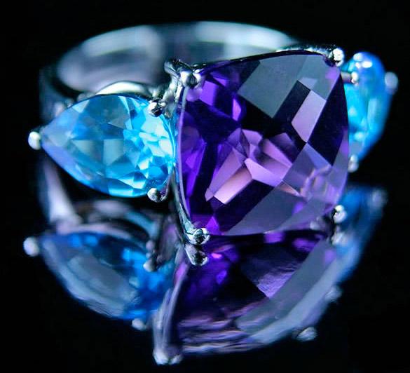 Как хранить драгоценные камни и ювелирные изделия