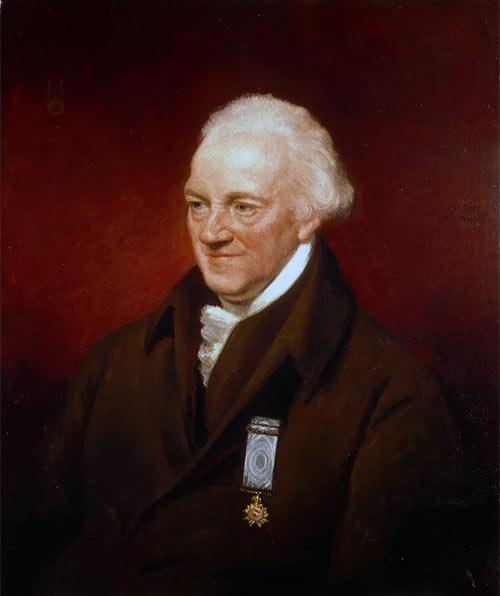 Английский астроном Уильям Гершель - первооткрыватель планеты Уран