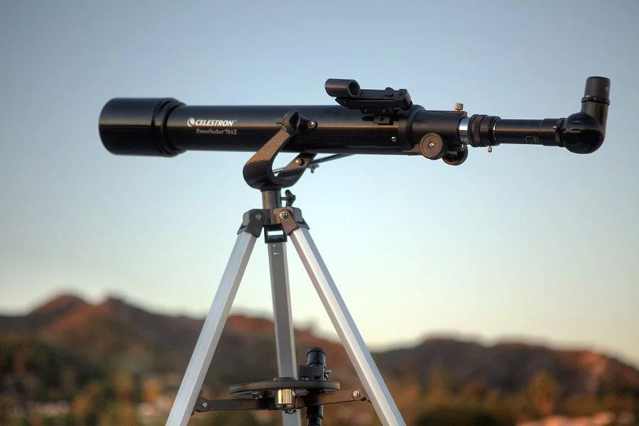 Телескоп типа рефрактор
