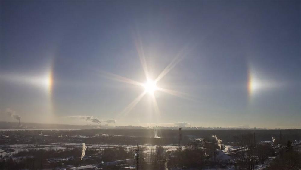 Гало вокруг Солнца, для жителей Якутии, например, вообще не является особенной приметой.