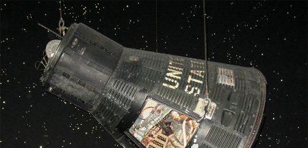 Американская космическая программа «Меркурий» (1959-1963 г.г.)