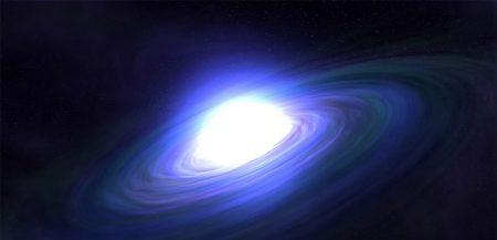 Существуют ли в космосе Белые дыры