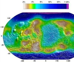 Вечная мерзлота (криолитосфера) на Марсе и других планетах