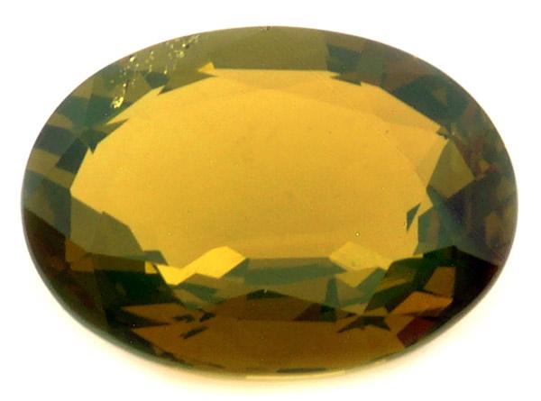 Совершенный камень хризоберилл