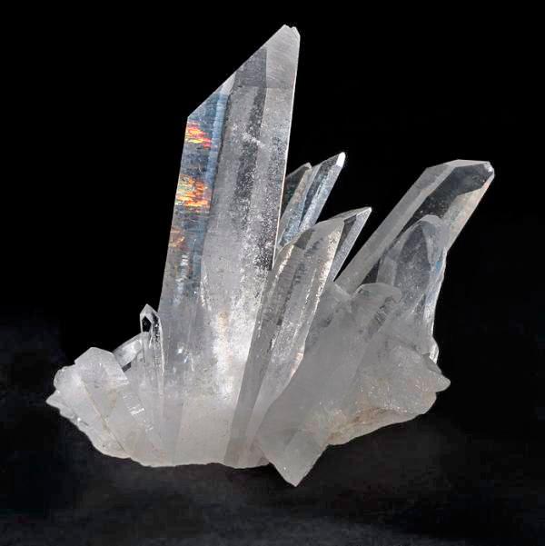 камень Горный хрусталь (кварц)