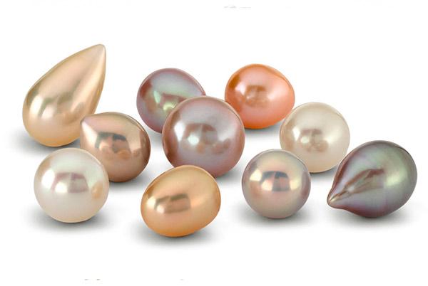 Жемчужины - драгоценные камни