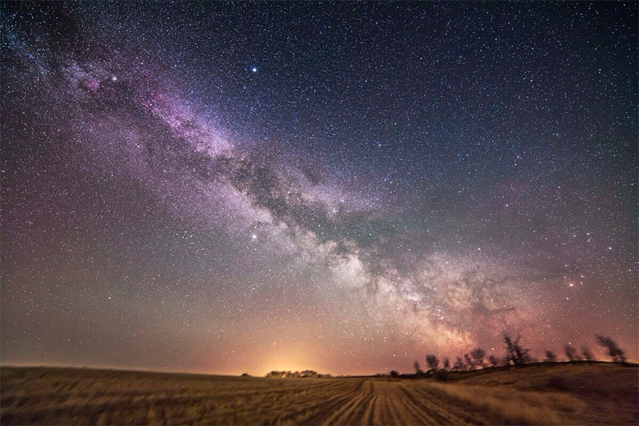 Млечный путь - как мы можем видеть его с Земли