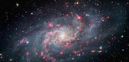 Галактика Треугольник М33