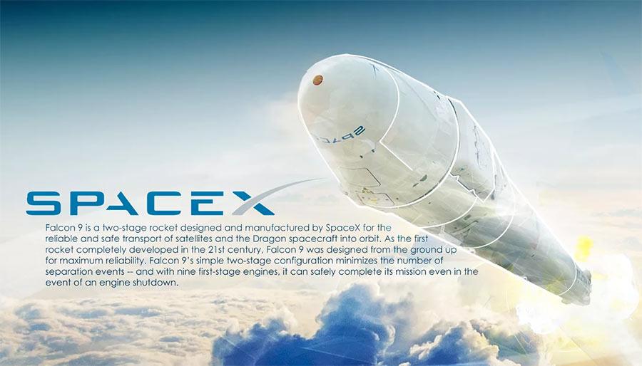 Американская частная космическая компания SpaceX предлагает повторное использование ступеней космических ракет