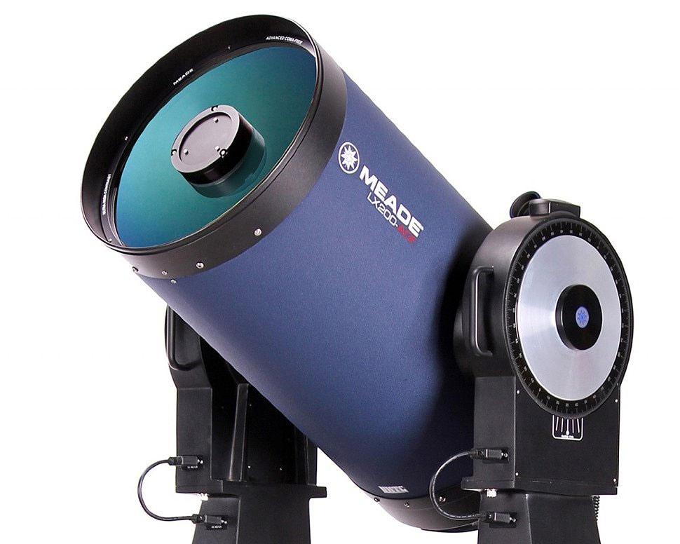 Катадиоптрический (зеркально-линзовый) телескоп