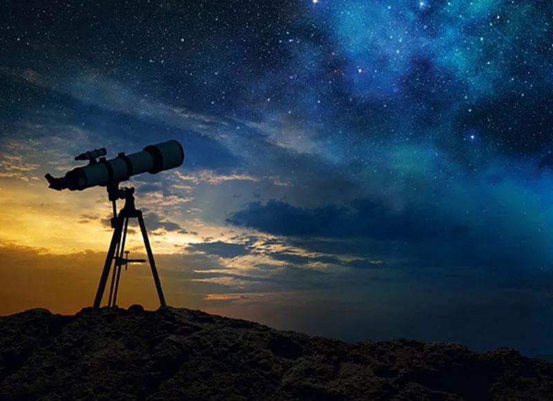 Да, хотя это звучит банально, но все же не лишним будет напомнить - телескоп это точный и очень чувствительный прибор.