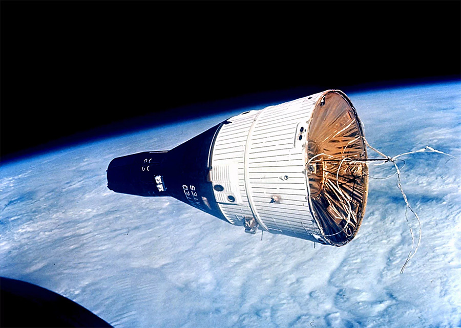 Двухместный космический корабль «Джемини» (США)