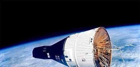 Американская космическая программа «Джемини» (1964-1966 г.г.)