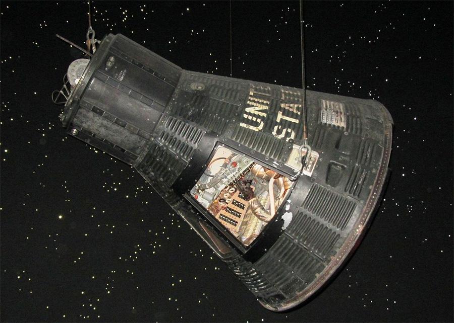 Американский космический корабль «Меркурий»