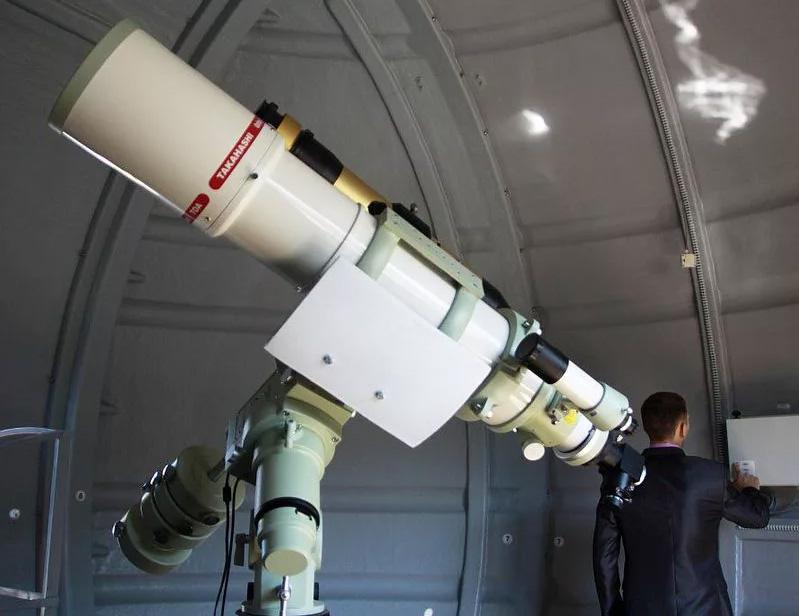 Оптический телескоп и оптическая астрономия
