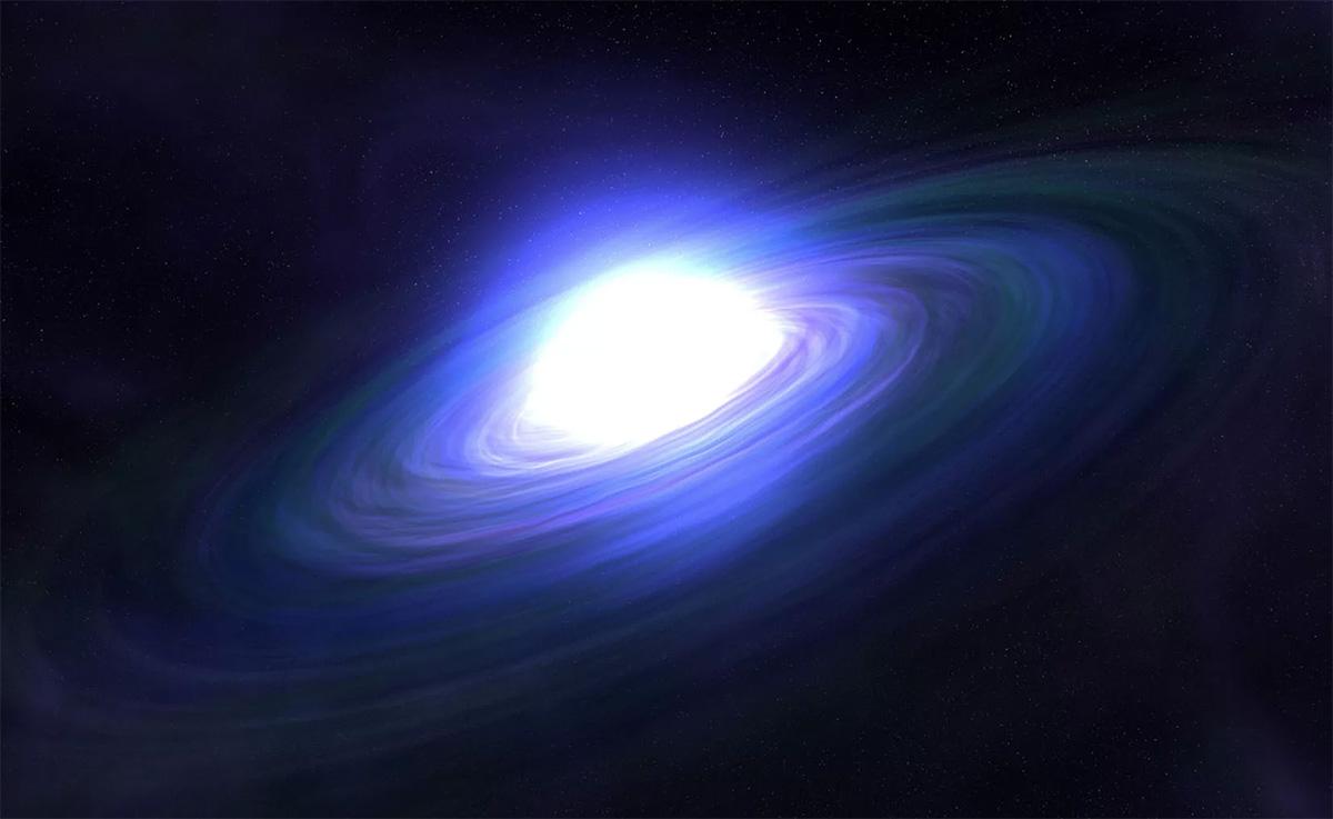 космические белые дыры - существуют ли они