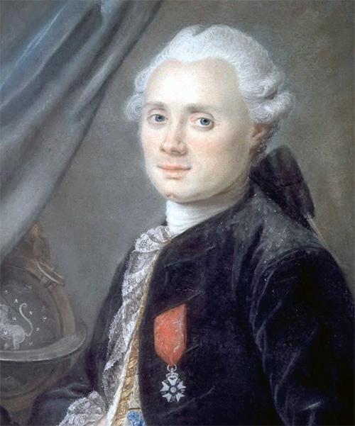 Шарль Мессье - французский астроном, знаменитый «охотник за кометами», автор каталога туманностей Мессье
