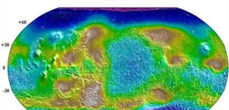 Вечная мерзлота на Марсе и других планетах