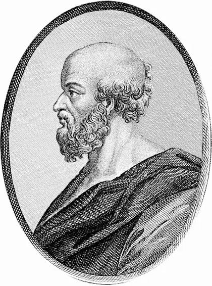 Эратосфен из Кирены - первым вычислил диаметр и размер нашей планеты
