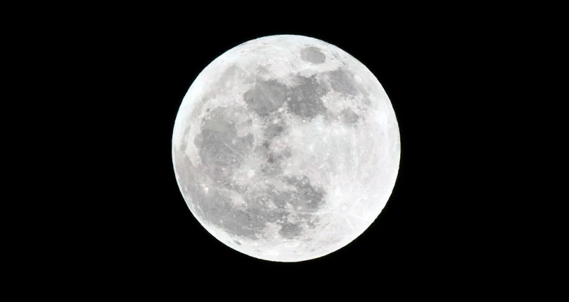 Как выглядела Луна в прошлом