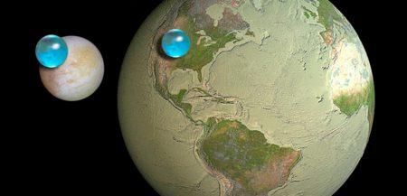 Как много воды на Земле?