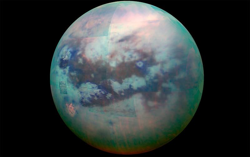 Спутник Сатурна Титан похож на Землю из параллельного мира