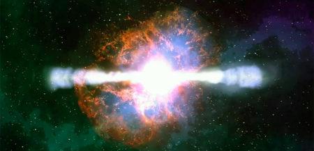 Опасен ли для людей взрыв сверхновой звезды?