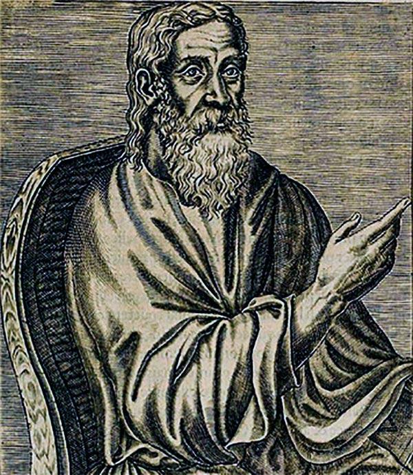 Аристарх Самосский - древнегреческий ученый