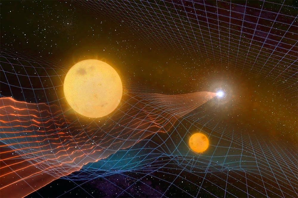 Как находят двойные звезды, типы двойных звезд