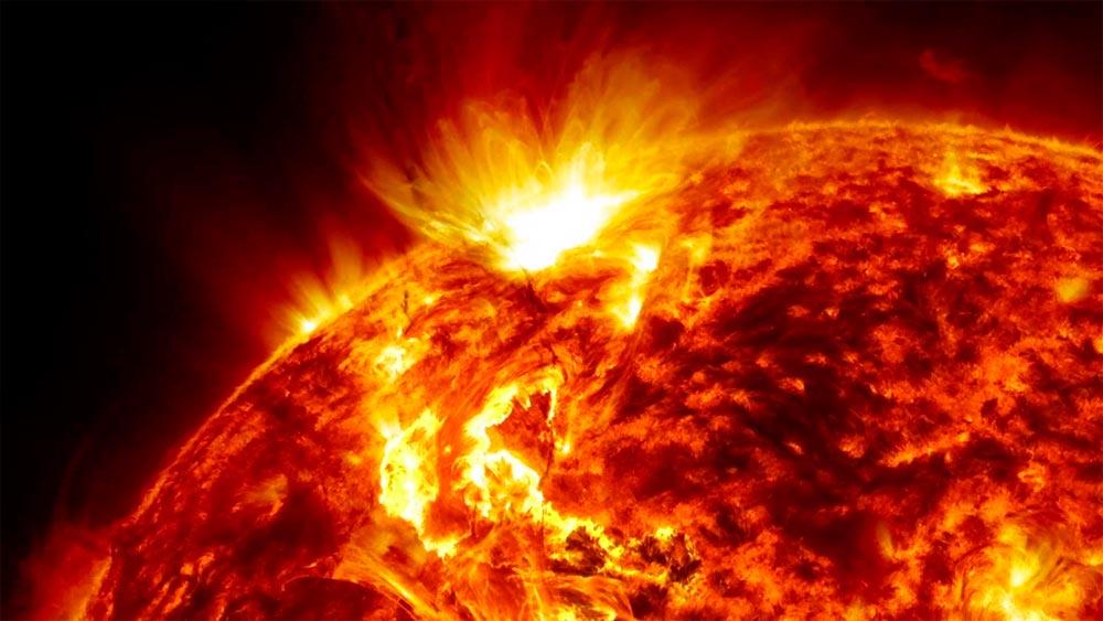 Фотосфера - солнечная атмосфера