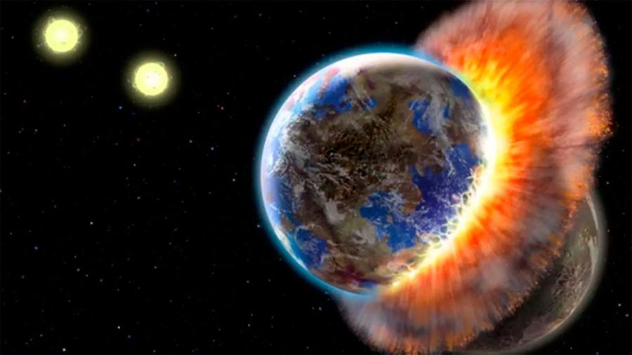 Могут ли столкнуться планеты Солнечной системы?