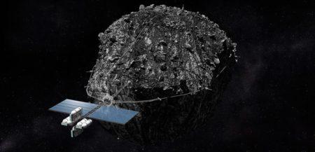 Где брать сырье для космической колонии на орбите Земли?