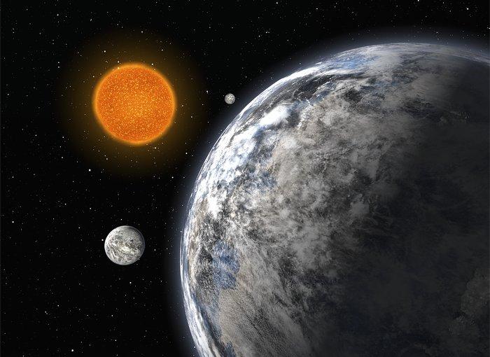 Планеты типа супер-земля могут быть супер-обитаемыми