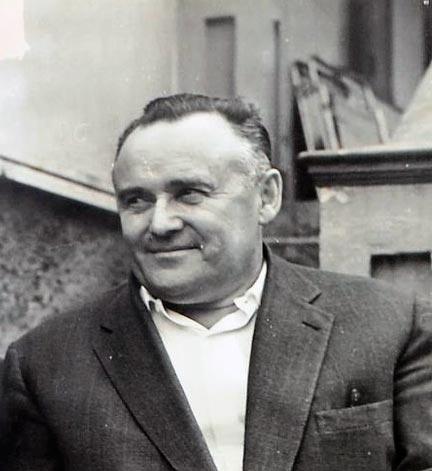 Сергей Павлович Королев - конструктор первых советских ракет