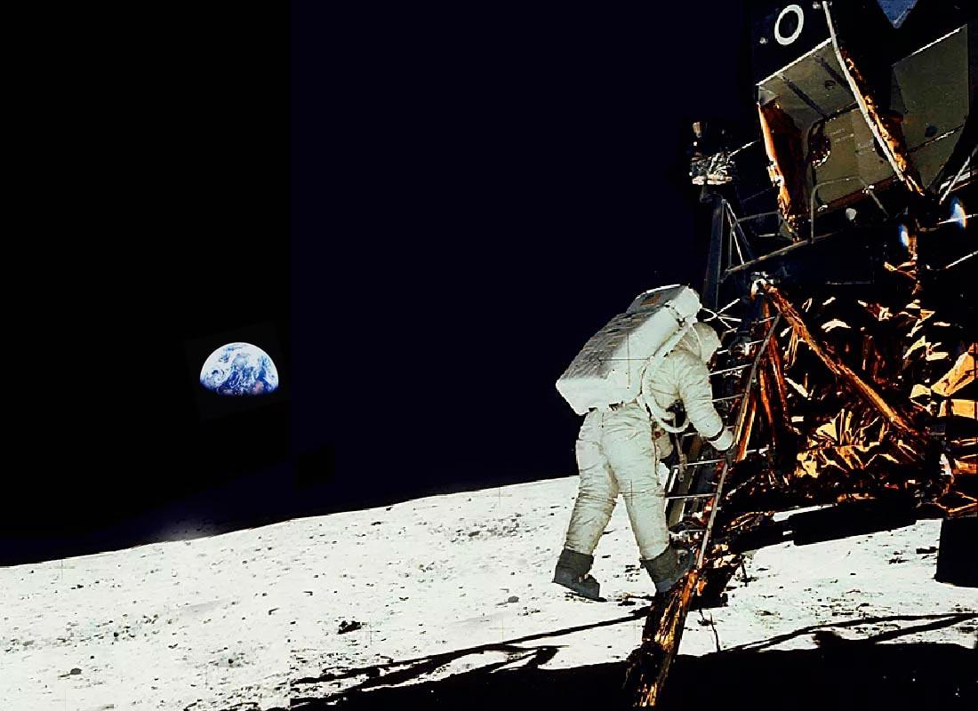 Первое впечатление самое верное, как говорят. В случае с лунной органикой этот принцип также работает: большую часть обнаруженных «следов жизни», на Луну занесли сами земляне