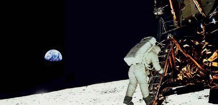 Откуда взялись органические соединения на Луне?