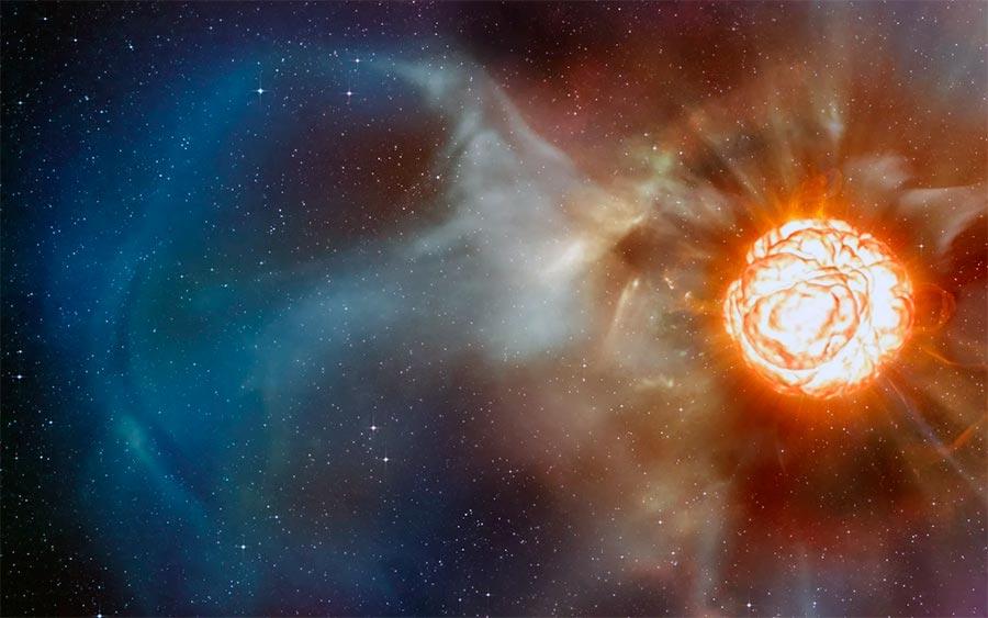 взрыв сверхновой уничтожает цивилизации