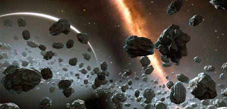 Семейства астероидов: почему астрономы делят астероиды на группы