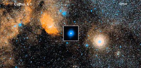Почему мы не видим чёрные дыры?