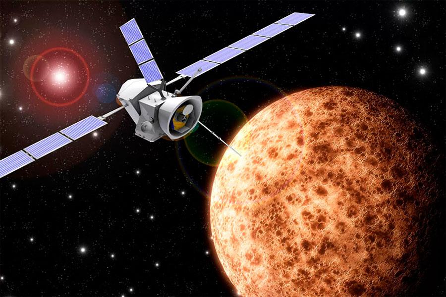 Космическая станция BepiColombo в ближайшие годы проведет всесторонние исследования Меркурия и возможно мы узнаем, что скрывают недра этой планеты