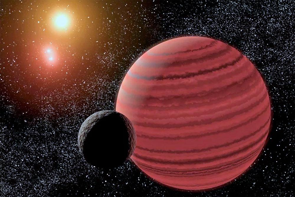 Коричневый карлик может «создать» свою планетную систему, среди планет которой могут быть быть даже обитаемые миры. Правда они должны находится очень близко к своей  недозведе