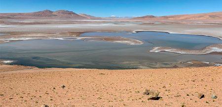 Пресная вода на Марсе