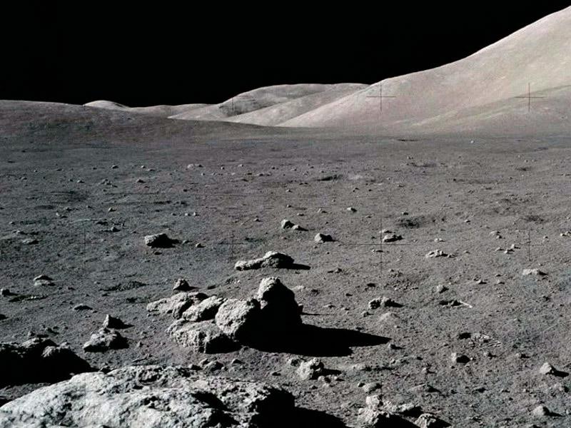 лунотрясения на луне