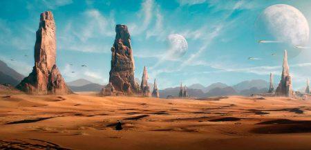 Могут ли быть обитаемы планеты-пустыни похожие на Марс, а не на Землю?